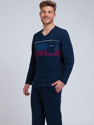 Pyjama col V Bio
