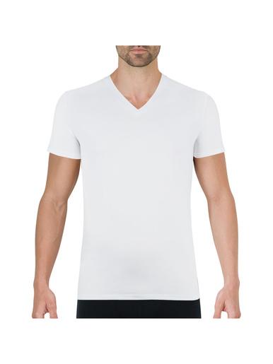 Tee-shirt col V Chic - Eminence -