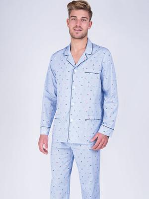Pyjama boutonné Faites vos jeux