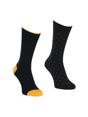 Lot de 2 paires de chaussettes Fantaisie