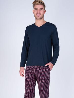 Pyjama col V Eminence