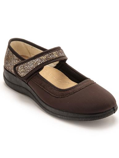 Babies spécial pieds sensibles - Pédiconfort - Imprimé marron