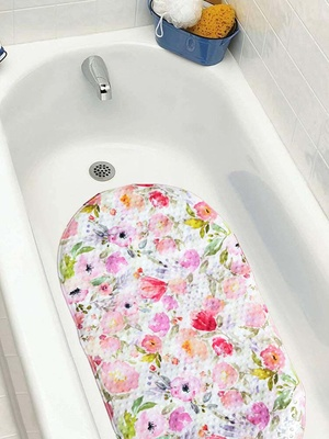 Tapis de baignoire antiglisse