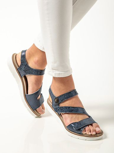 Sandales à aérosemelle® amovible