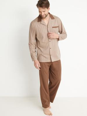 Pyjama en maille pur coton