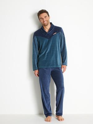 Pyjama en velours