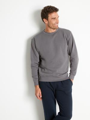 Sweat-shirt molletonné