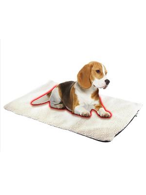 Couverture auto-chauffante pour chien