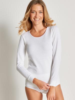 Lot 2 chemises manches longues 10% laine