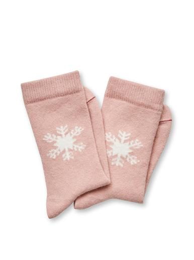 Lot de mi-chaussettes laine et cachemire