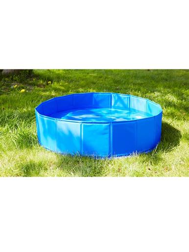 Piscine pour chien -  - Bleu