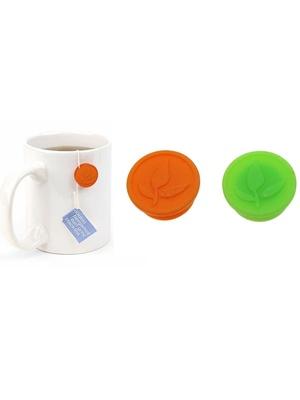 Lot de 2 ventouses pour sachet de thé