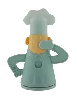 Angry chef fraîcheur frigo