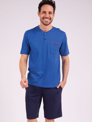 Pyjama court col T Anatomic