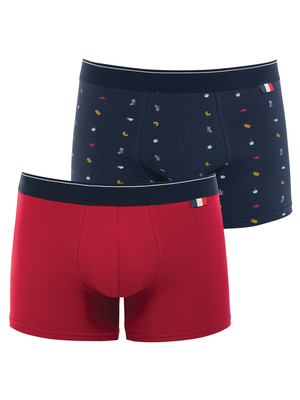 Lot de 2 boxers Made in France