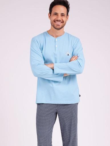 Pyjama long col T Strike - Eminence - Ciel-bowling