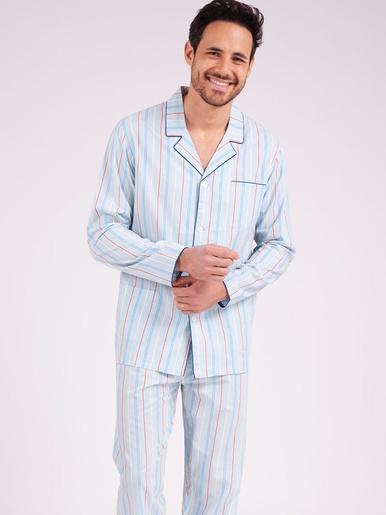 Pyjama long ouvert Strike