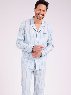 Pyjama long ouvert Strike