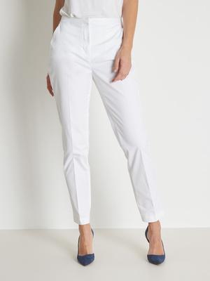 Pantalon 7/8ème satin de coton