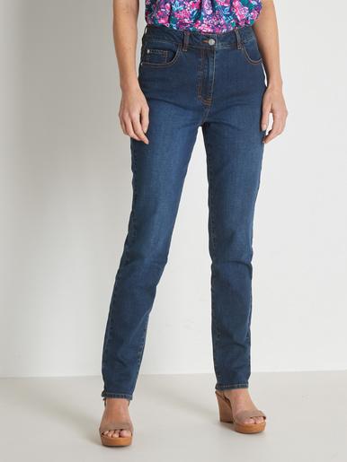 Jean boyfriend 5 poches - Balsamik - Denim brut