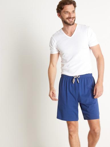 Lot de 2 shorts de pyjama en maille - Honcelac -