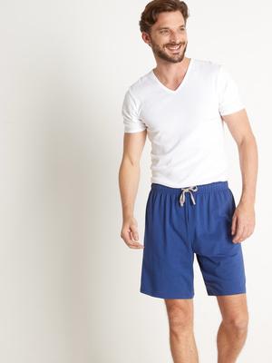 Lot de 2 shorts de pyjama en maille