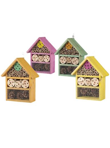 Maison pour insectes - Casâme - Bois