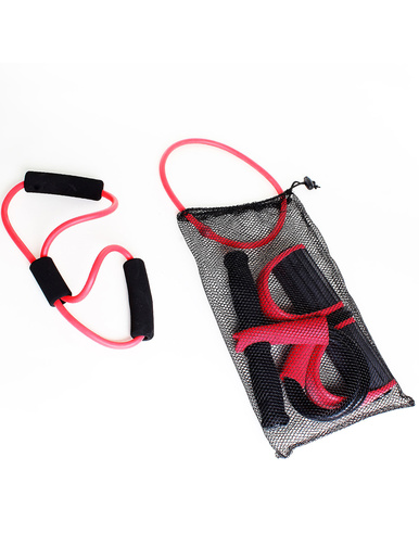 Kit d'exercice multifonction -  - Rouge