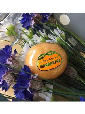 Savon mandarine