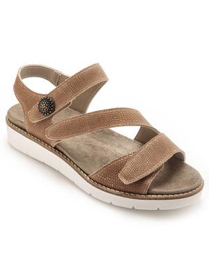 Sandales ouverture totale