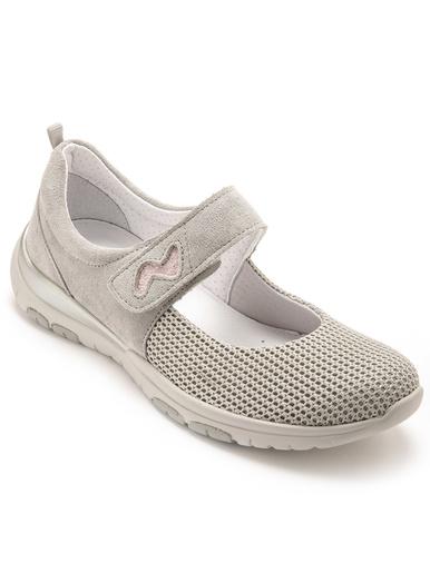 Babies spécial marche pieds sensibles - Pédiconfort - Gris