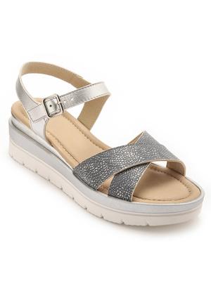 Sandales à boucle réglable