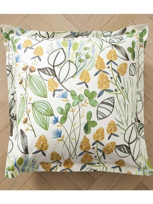 Taies MOTIF VEGETAL