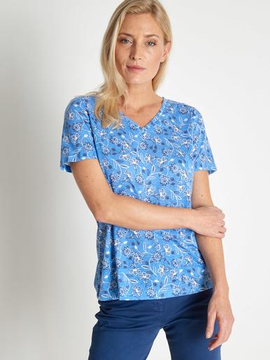 Tee-shirt avec lin