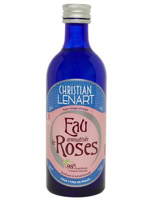 Eau aromatisée de Roses Christian Lénart