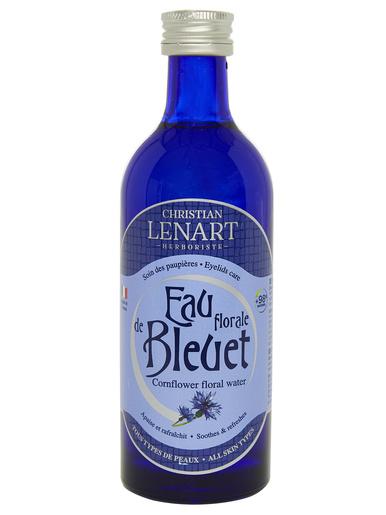 Eau florale de Bleuet Christian Lénart - Christian Lenart - Bleu