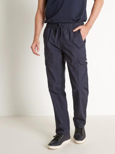 Pantalon cargo - Rica Lewis - Bleu