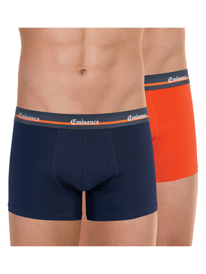 Lot de 2 boxers Duo Travel