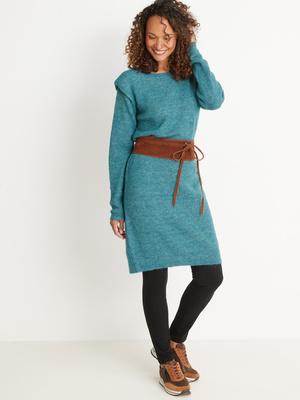 Robe-pull côtes anglaises