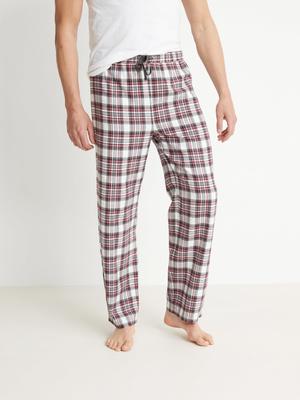 Lot de 2 pantalons de pyjama flanelle