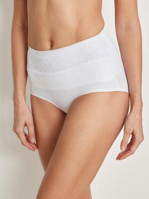 Culotte gainante effet ventre plat
