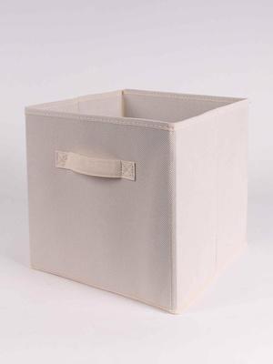 Cube intissé