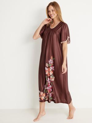 Robe d'hôtesse à enfiler