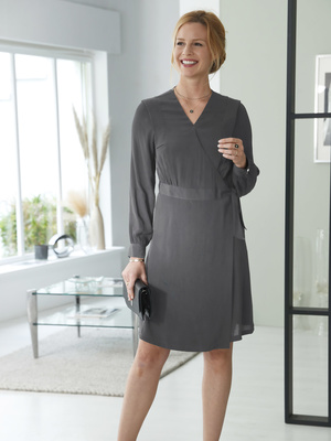 Robe faux portefeuille