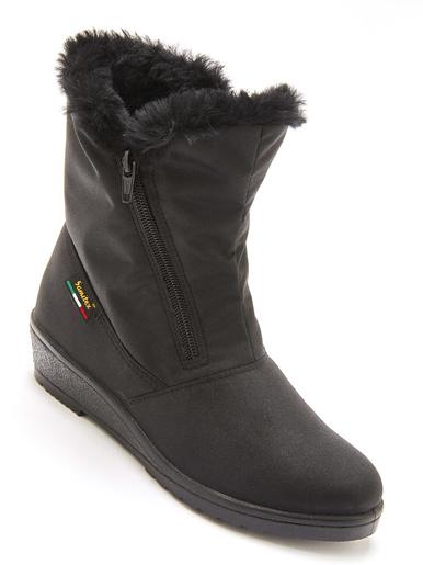 Boots dessus Samitex® imperméable - Charmance - Noir