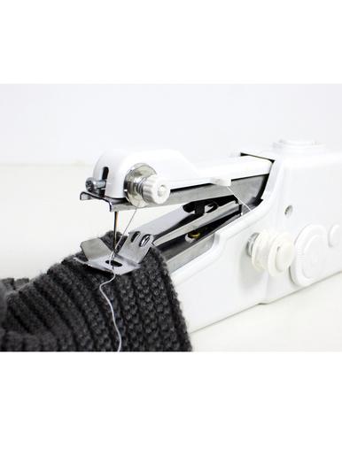 Mini-machine à coudre -  - Blanc