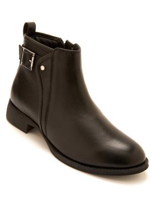 Boots zippées aérosemelle® amovible