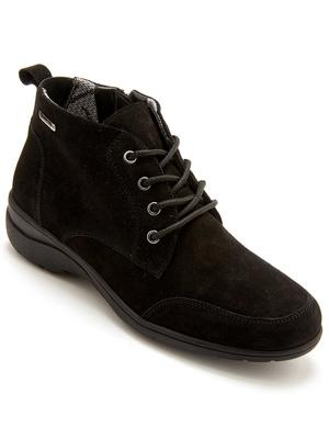 Boots imperméables zip et lacets