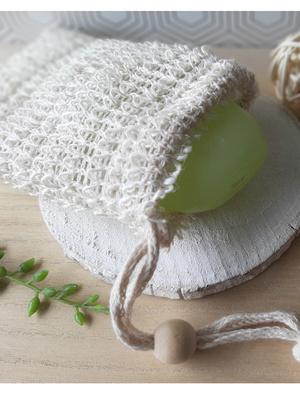 Gant de douche en sisal 100% naturel