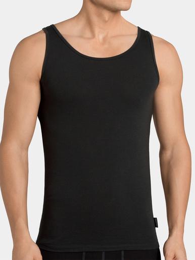 Lot de 2 t-shirts sans manches col rond - Sloggi -